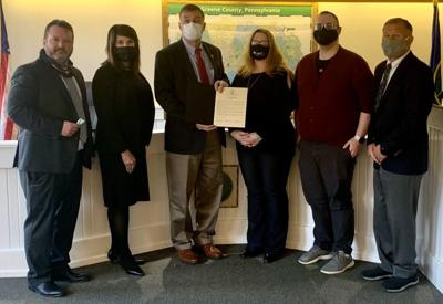 Commissioners proclaim April Sexual Assault Awareness Month