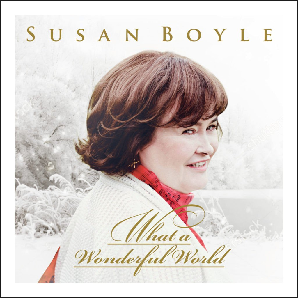 music review susan boyle a wonderful world clints music review. Black Bedroom Furniture Sets. Home Design Ideas