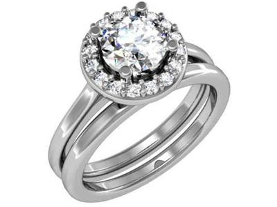 Hostetler's Fine Jewelers carries a wide range of rings that a couple will treasure for a lifetime