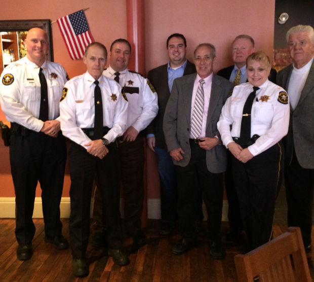 Sheriff elected district chairman of Pennsylvania Sheriffs