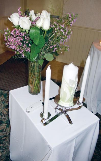Wedding Unity Ceremony Ideas Special Sections
