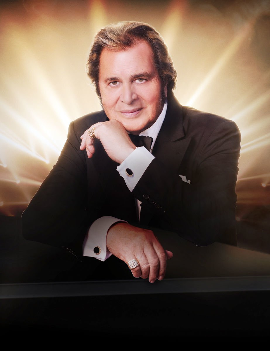 Engelbert Humperdinck to perform at The Palace Theatre