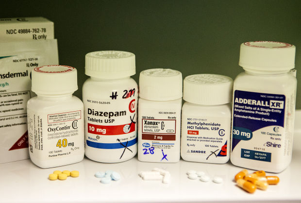 Abused Prescription Drugs