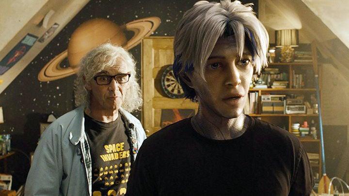 Successful Steven Spielberg Sci-Fi gamer flick comes to home theaters