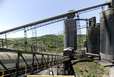 Consol's Bailey Mine