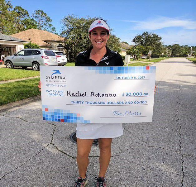 Rohanna wins Symetra Tour Championship | Sports