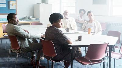 Civil Rights activist and Ku Klux Klan leader come together in 'The Best of Enemies'