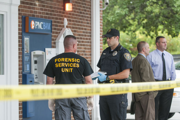 Suspects in custody for PNC Bank robbery identified   News