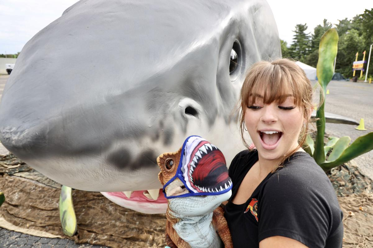"Star Lake is hosting ""Jurassic Quest"" dinosaur extravaganza"