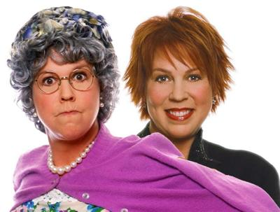 Must Go! Vicki Lawrence