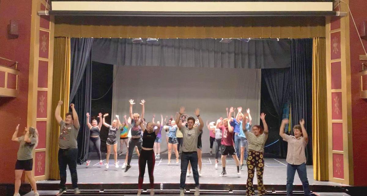 'Grease' is the word at the Geyer Performing Arts Center