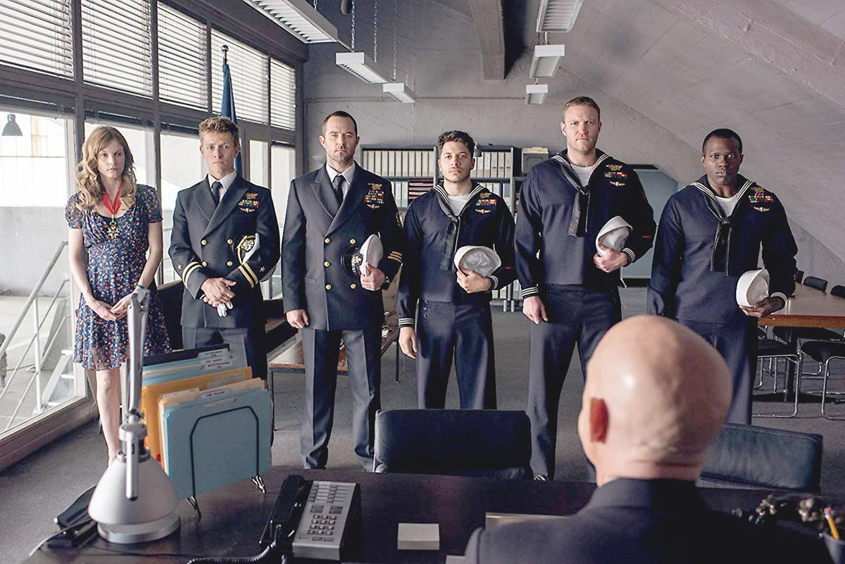 New to home theaters: Military action film in home theaters this week