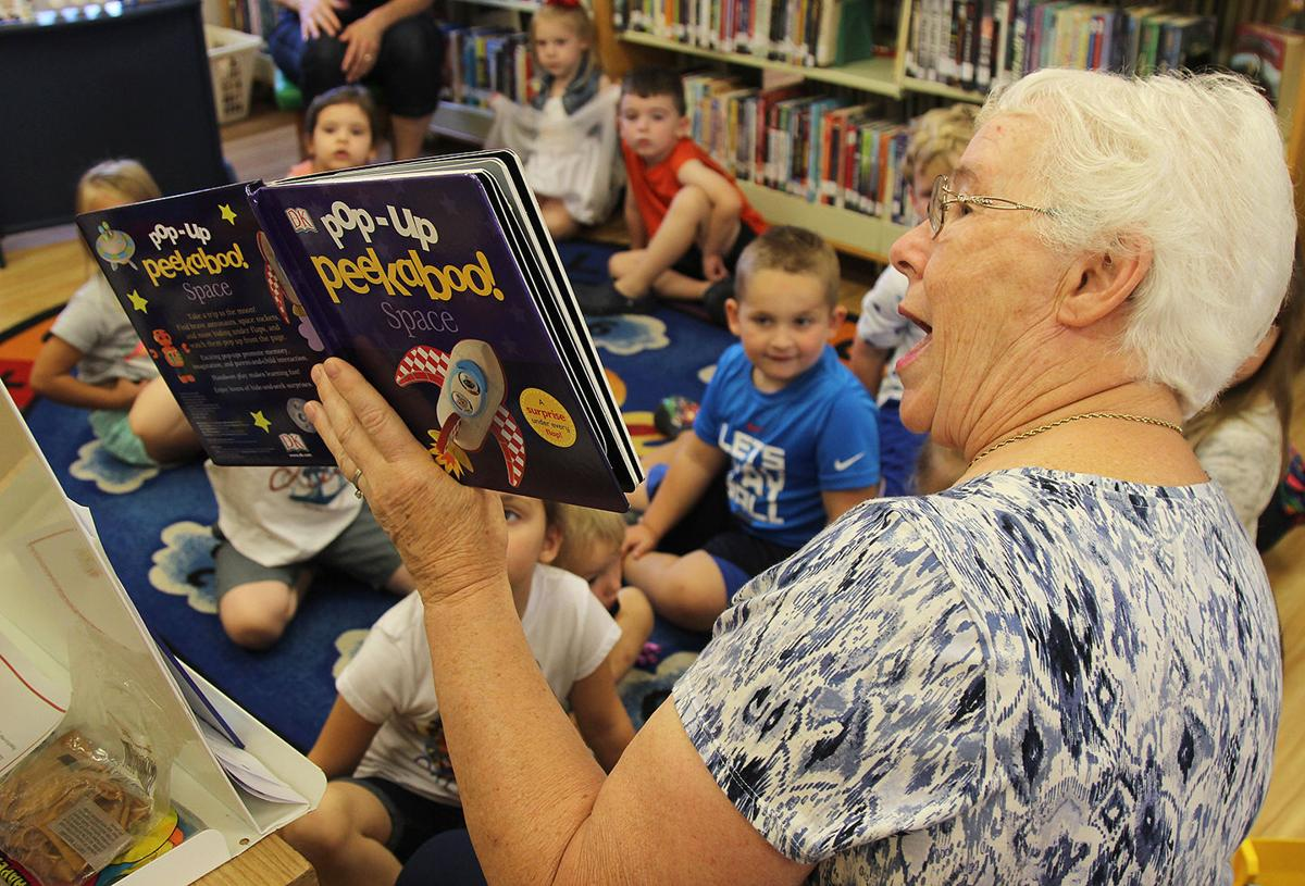 Miss Norma: Carmichaels woman dedicates life to educating youngsters