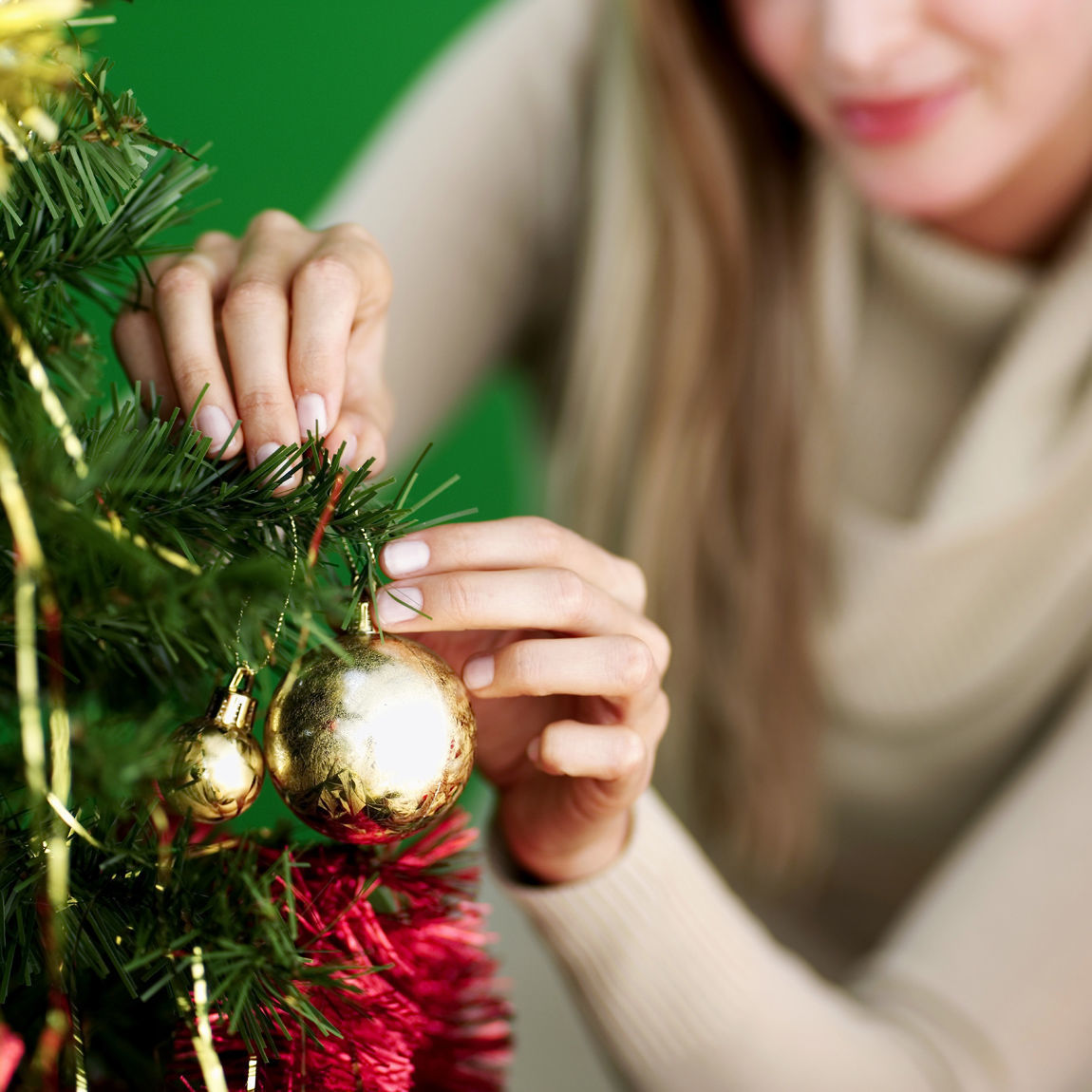 Decorating your home for the holidays can lift your spirits