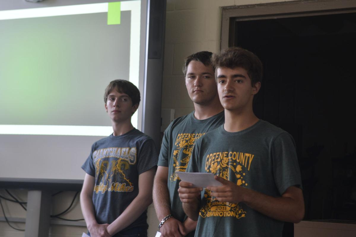 Carmichaels Envirothon team returns to international competition with repeat state title