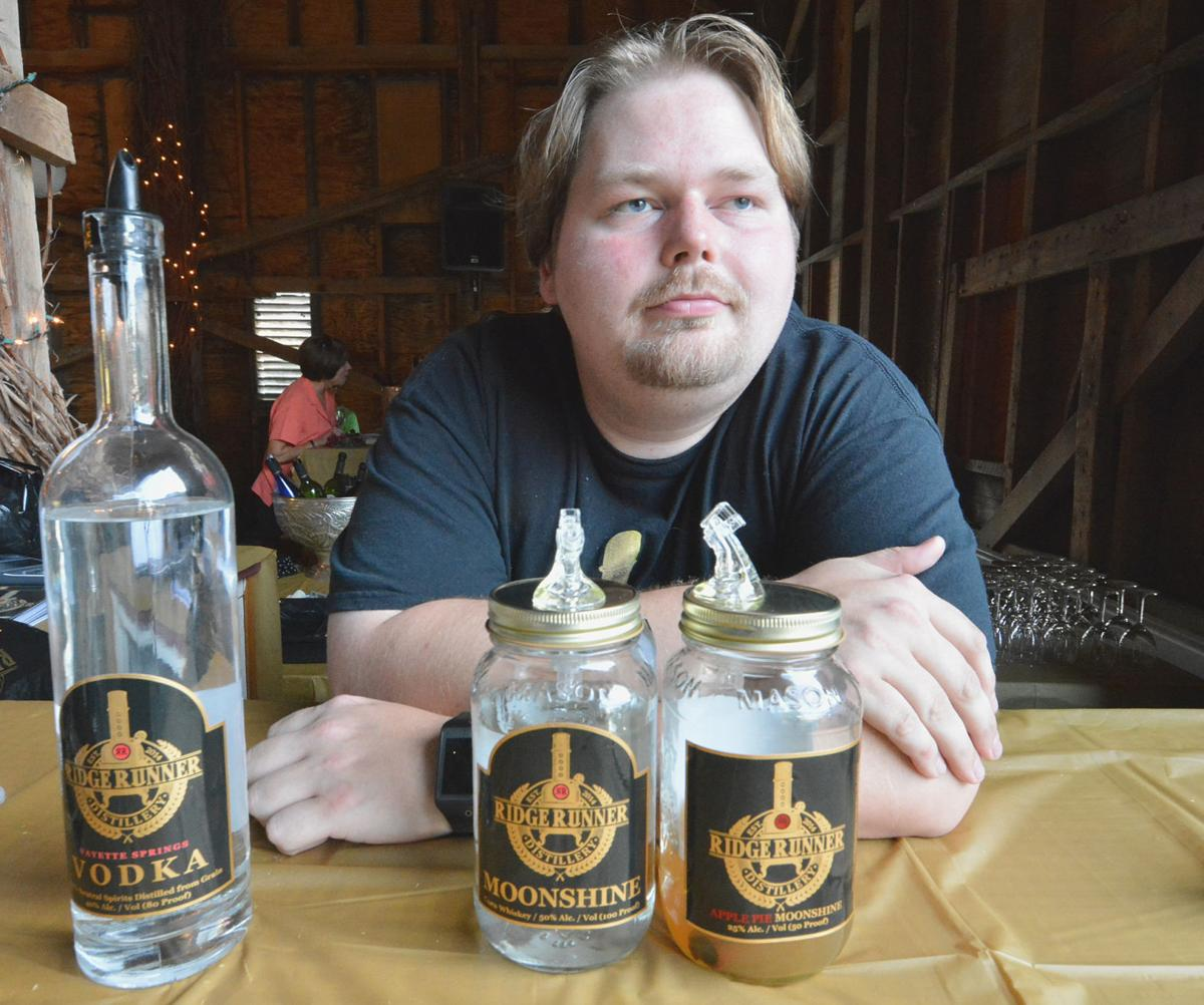 Good food, good company paired for frontier dinner   Food