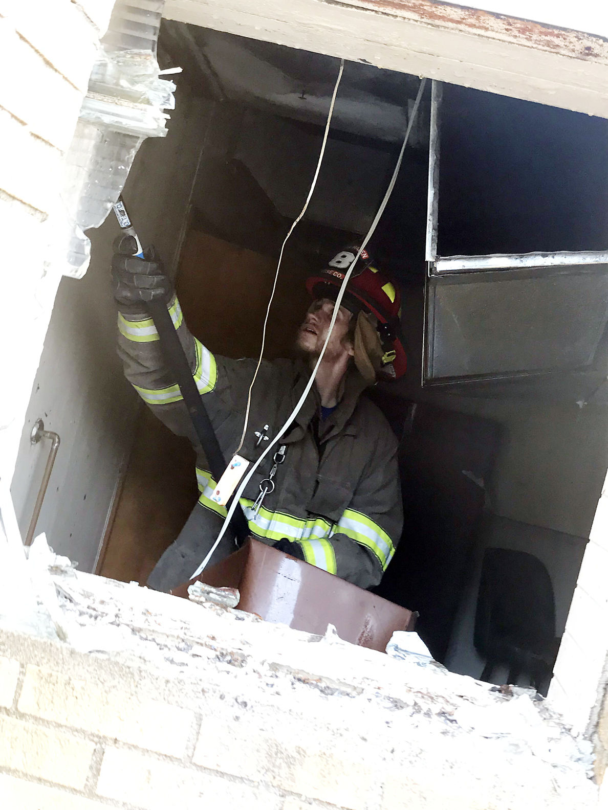 Connellsville social club catches fire early Tuesday