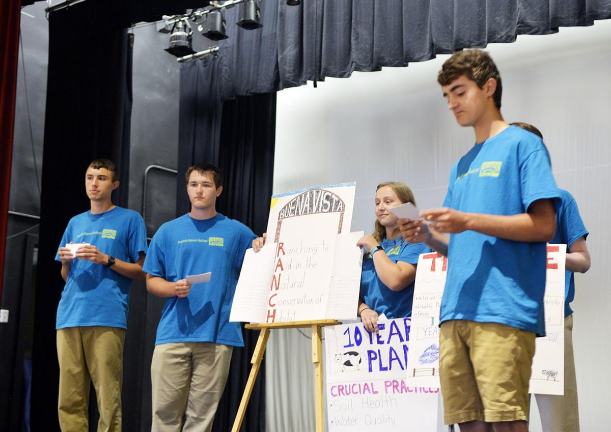 Carmichaels Envirothon team readies for international competition following state title win