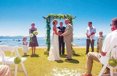 There are various types of wedding officiants
