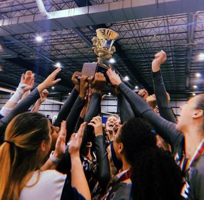 USCAA volleyball champions