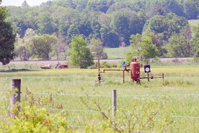 Abandoned wells