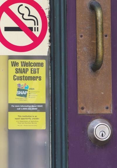SNAP EBT accepted here
