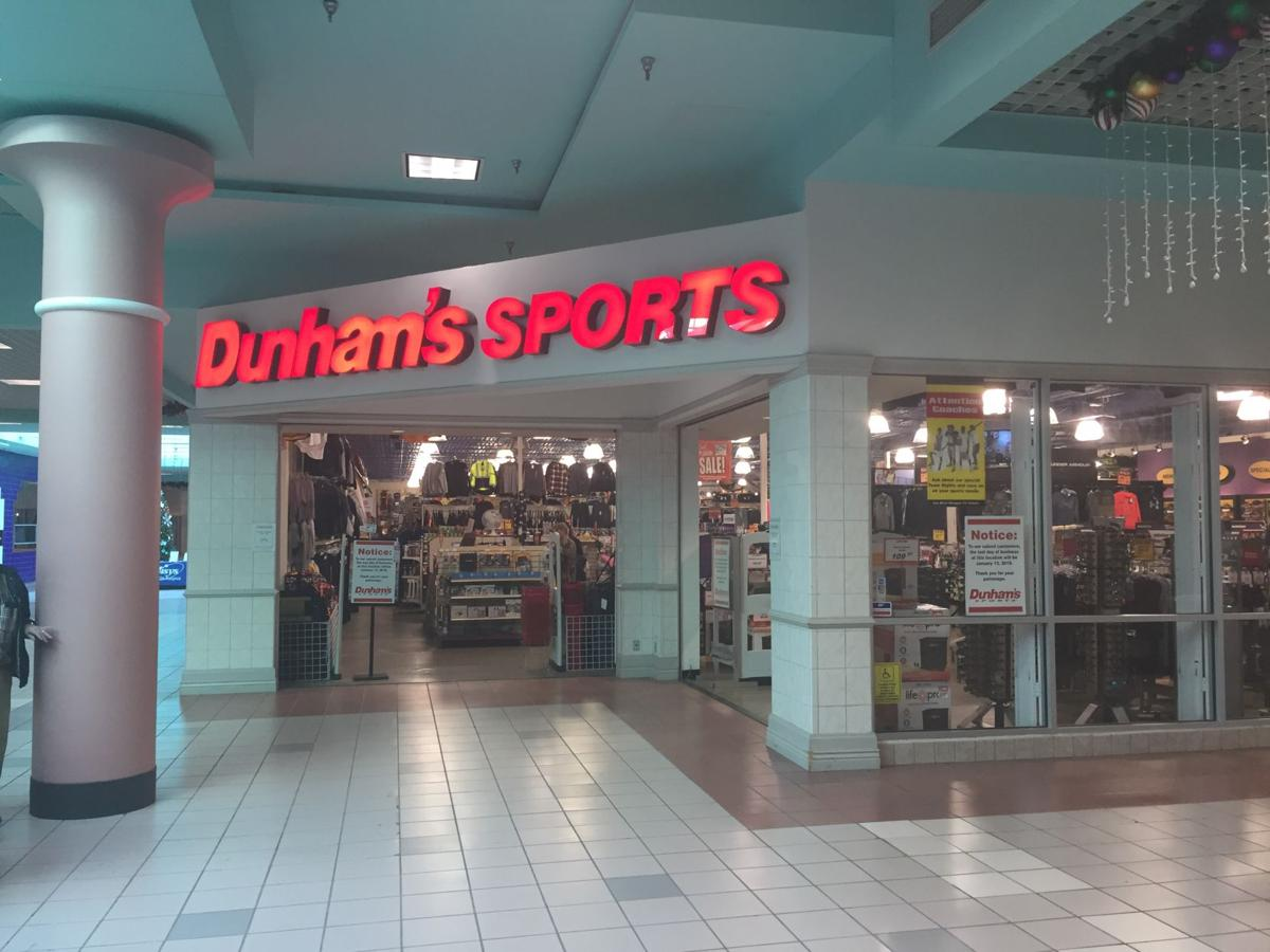 9e36864deef Dunham's Sporting Goods at Uniontown Mall to close   New Today ...