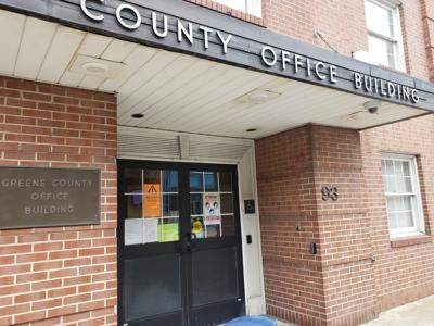 Greene County closes office buildings