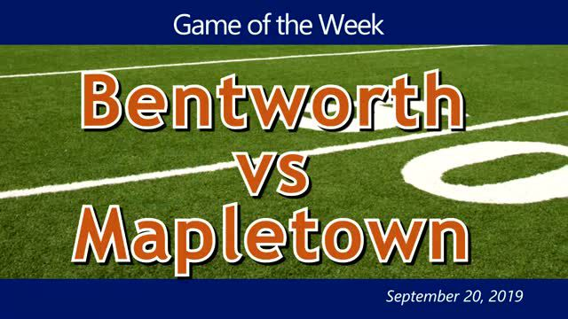 VIDEO: GAME OF THE WEEK — Bentworth vs Mapletown