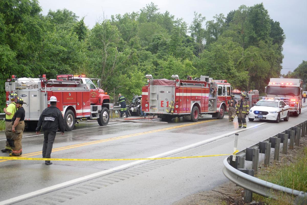 Three killed in Route 21 crash in McClellandtown | New Today
