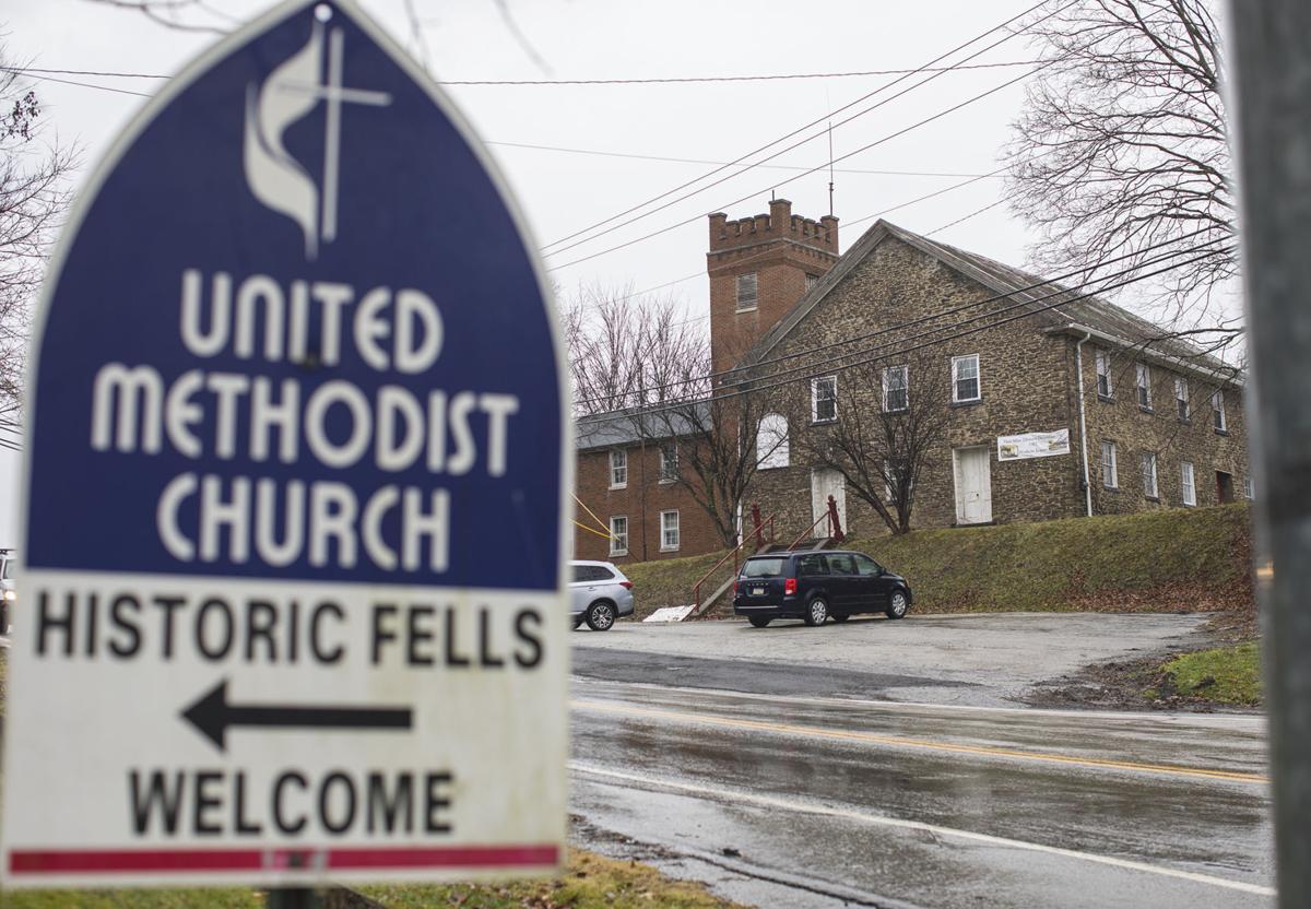 Fells Church Crossroads