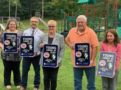 Center Township protecting Young Lungs at Play
