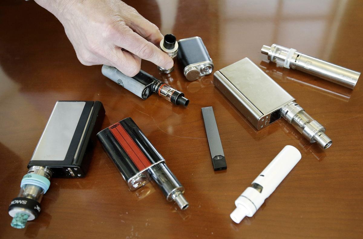 Dept. of Health launches new campaign to prevent children from vaping