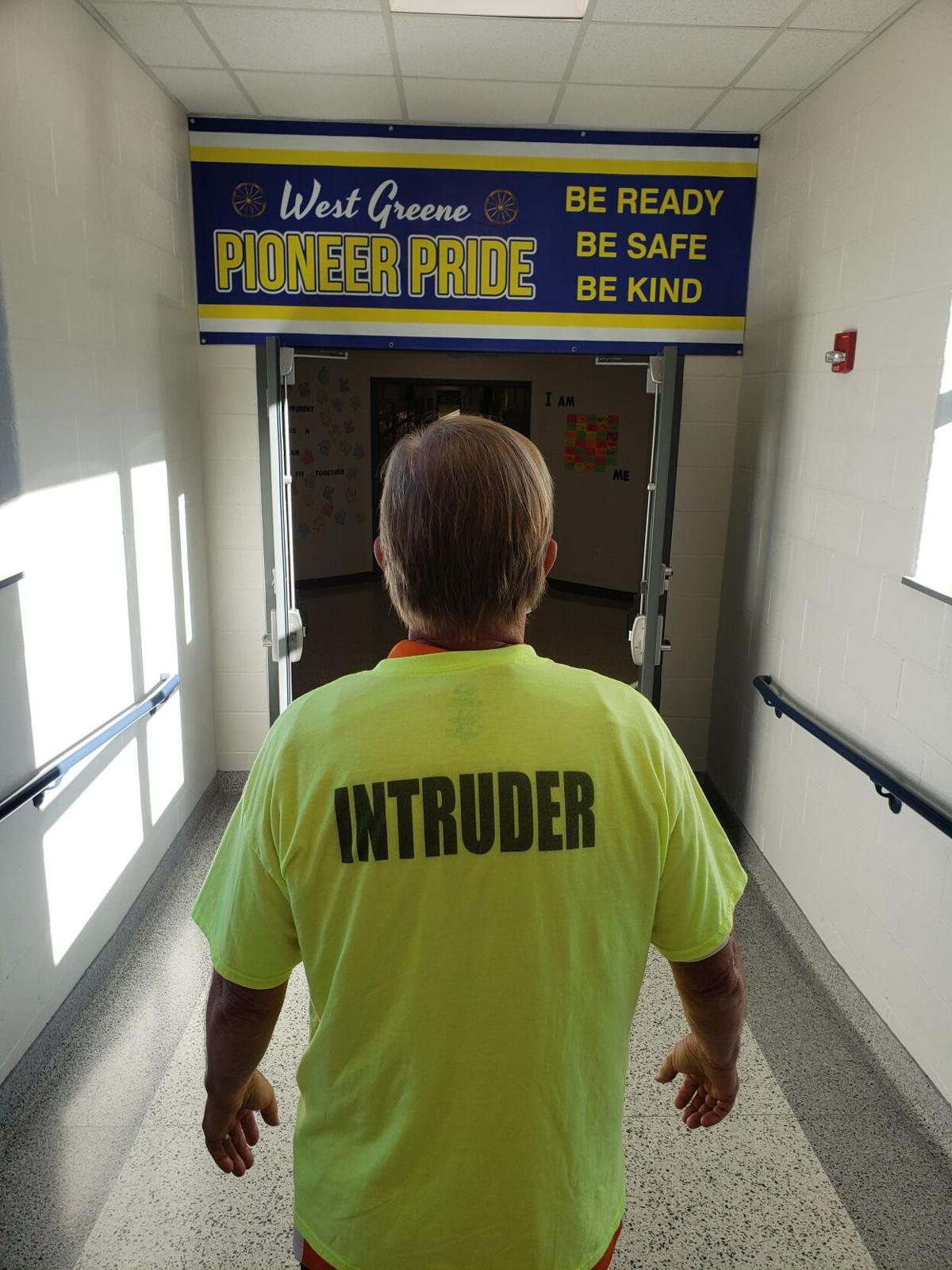 West Greene School District holds mock lockdown drill for students' safety