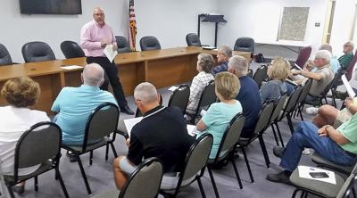 Franklin Township meeting