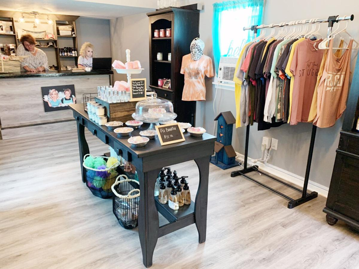 Fisher Candle & Soap Company opens in Fairchance