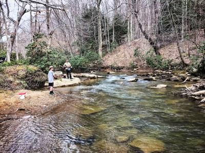Trout season opener unofficial start of spring