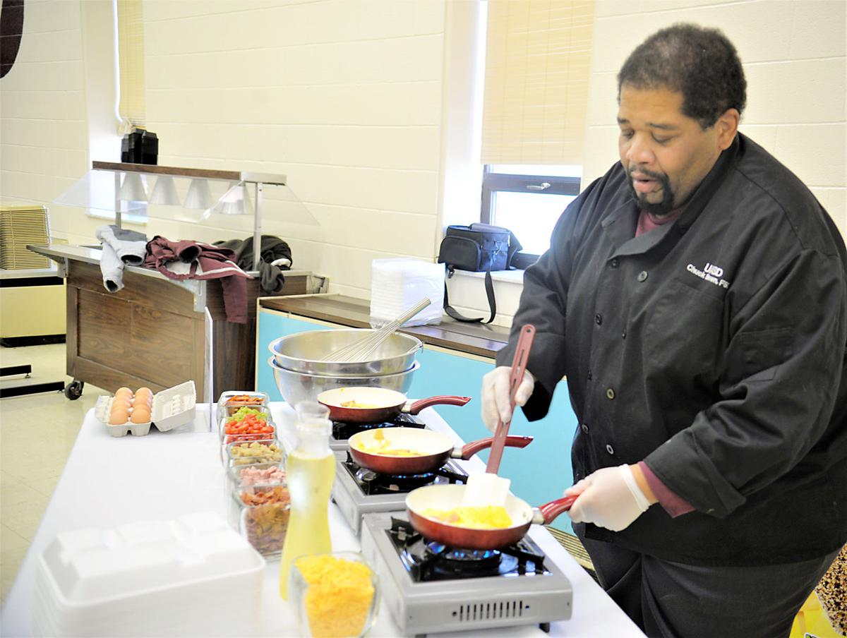 Uniontown Area School District embracing locally-sourced food options