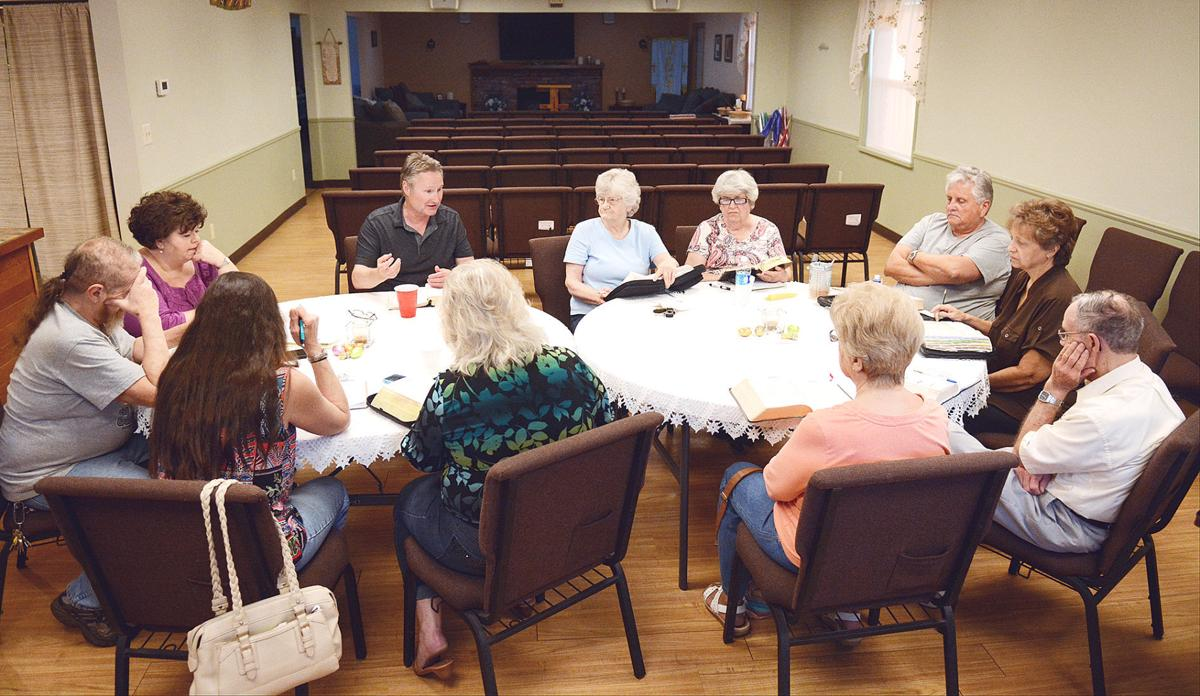 The Living Room Church parishioners find comfort in new living room church in webster