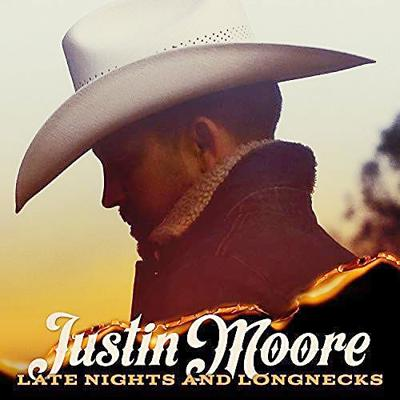 Music review: Justin Moore - 'Late Nights and Longnecks'