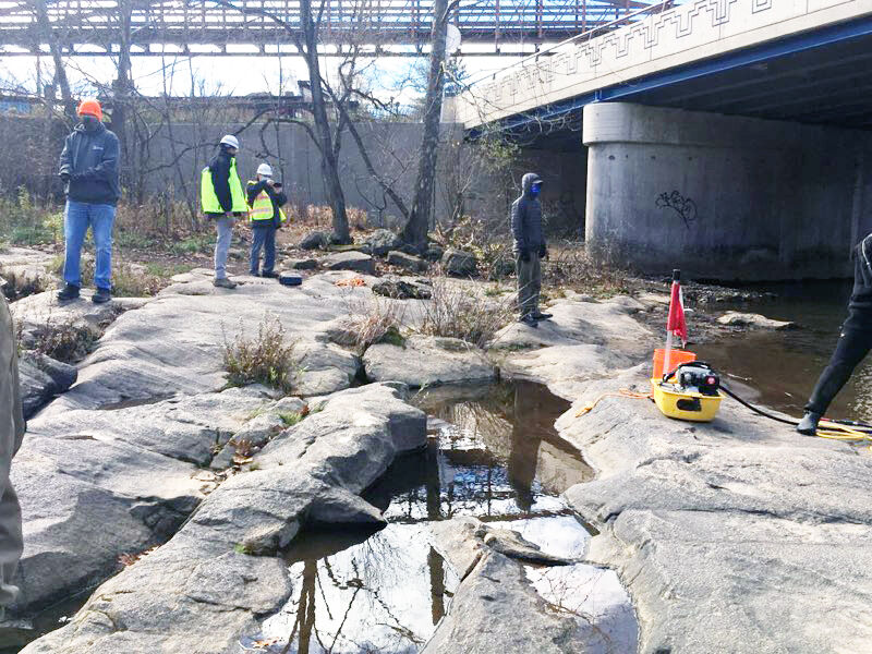 Ohiopyle cleanup