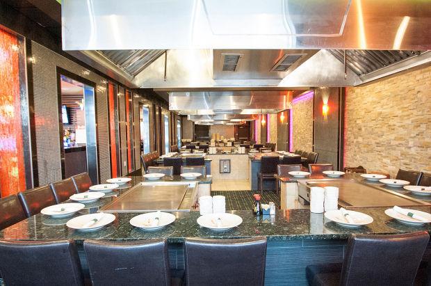 Shogun Hibachi Offers Delicious Fare The Dish Heraldstandardcom - Hibachi table restaurant