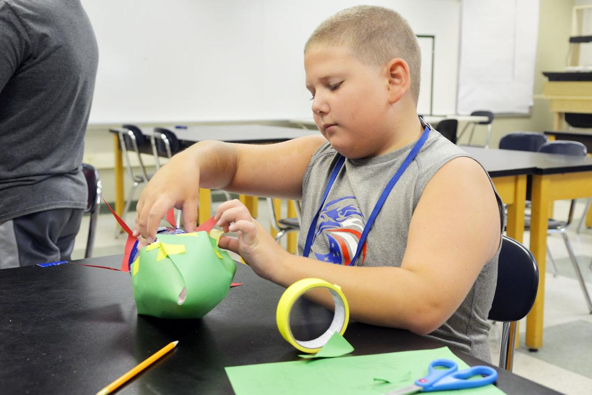Chevron funds area STEM camps to combat summer slide