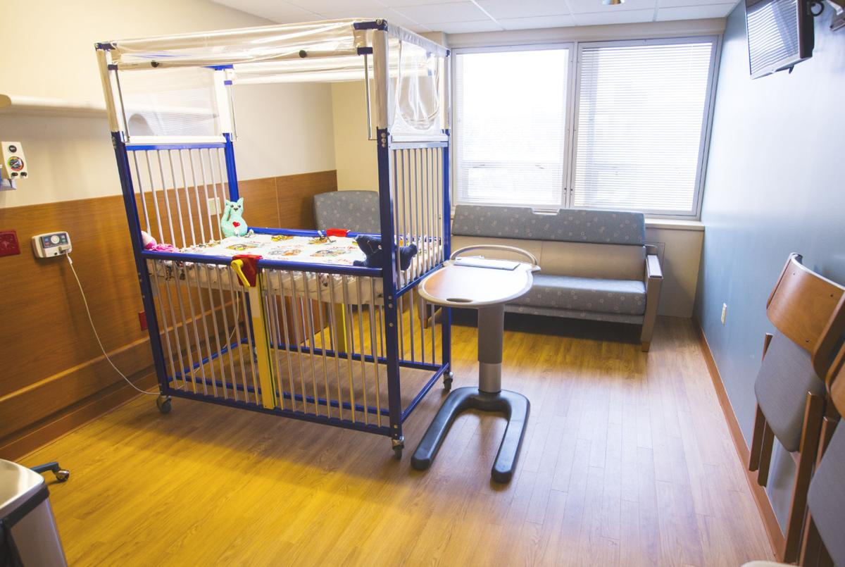 New Pediatric Unit At Uniontown Hospital Offers Comfort To