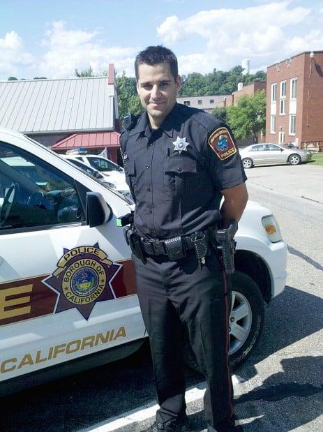 New Police Uniforms Reflect Cal Borough History Local