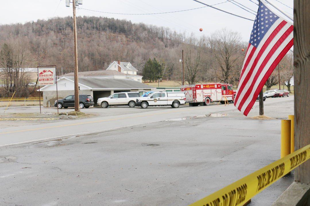 Four people killed in Melcroft shooting