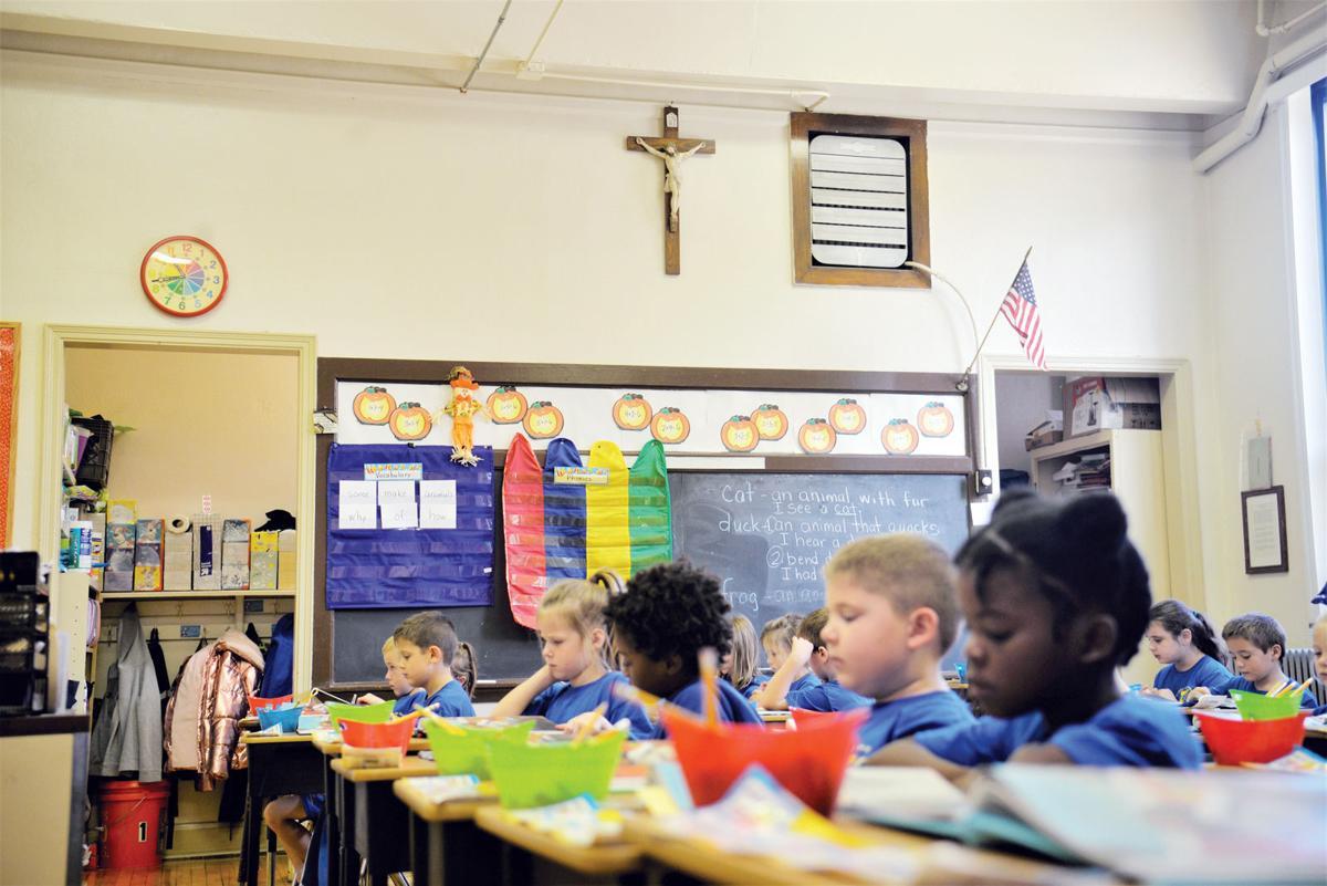 St. John the Evangelist Regional Catholic School