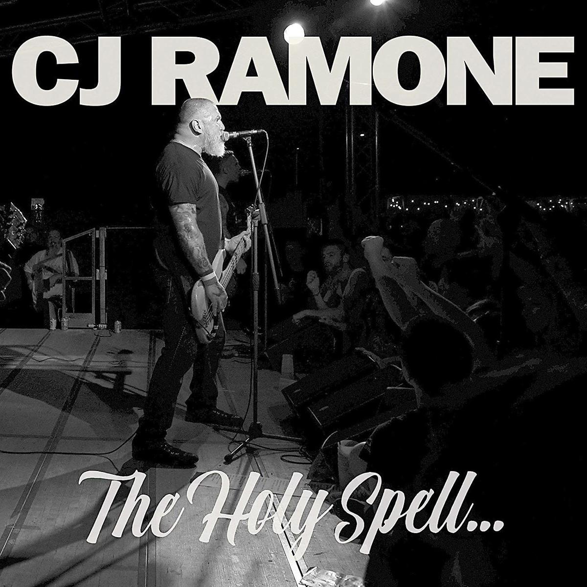 Music review: C.J. Ramone - 'The Holy Spell...'