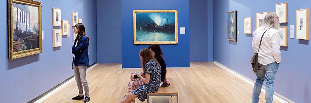 MustGO! Monet at Carnegie Museum