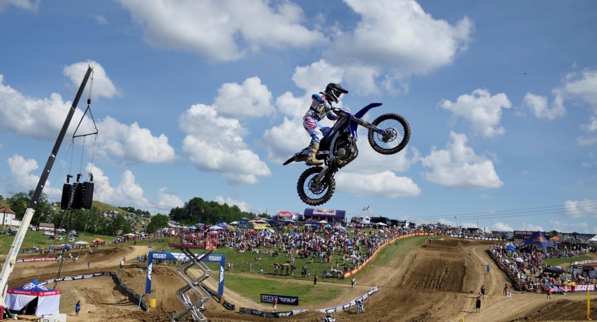 Crosby Motocross